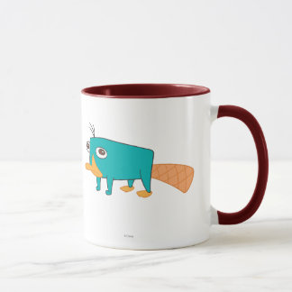 Perry the Platypus Mug