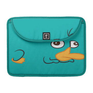 Perry the Platypus Sleeve For MacBooks