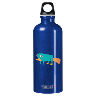 Perry the Platypus Water Bottle