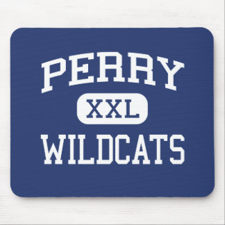 Perry Wildcats Middle School Miramar Florida Mouse Pads