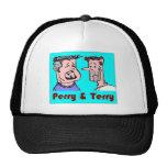 Perry y Terry Gorras De Camionero