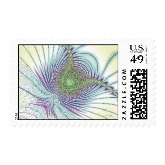 Perry's Peacock Postage