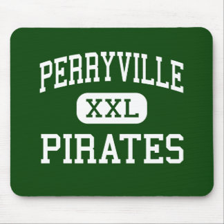 Perryville - Pirates - High - Perryville Missouri Mouse Pad
