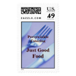 Perrywinkle Catering Postage Stamp