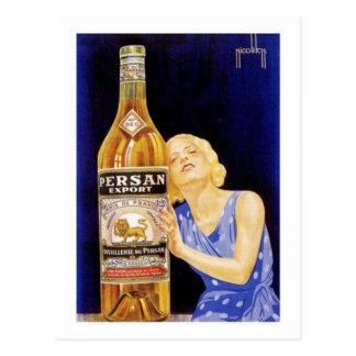 Persan Export Postcard