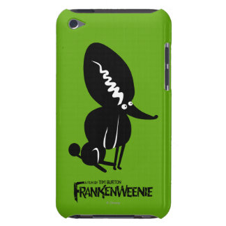Perse Silhouette iPod Touch Cover