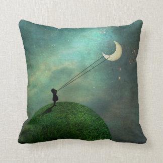 Persecución de la almohada de la luna