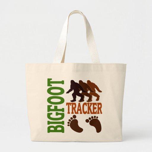 Perseguidor de Bigfoot Bolsa Lienzo