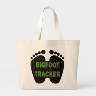 Perseguidor de Bigfoot Bolsa Tela Grande