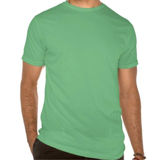 Perseguidor de California Bigfoot Camisetas
