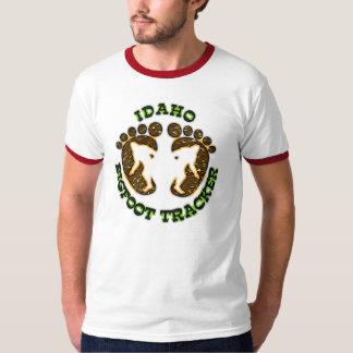 Perseguidor de Idaho Bigfoot Playera