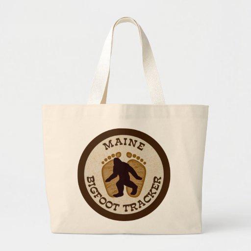 Perseguidor de Maine Bigfoot Bolsa