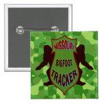 Perseguidor de Missouri Bigfoot Pins