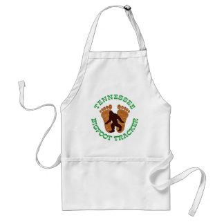 Perseguidor de Tennessee Bigfoot Delantal