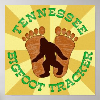Perseguidor de Tennessee Bigfoot Posters