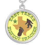 Perseguidor del este de Tejas Bigfoot Collar Personalizado
