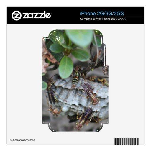 Perseguidor Jackers Calcomanía Para El iPhone 3G