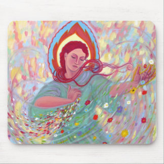Persephone Engenders the Spring Mousepad