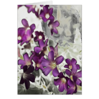 Persephone Floral Card