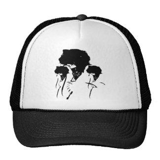 persephone&hades 'hustlin' trucker hat