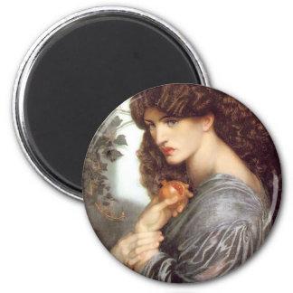 Persephone Magnet - Rnd
