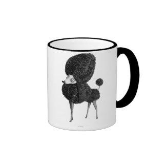 Persephone Ringer Coffee Mug