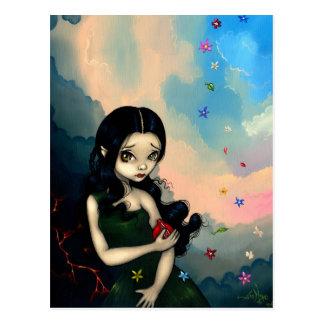 """Persephone"" Postcard"