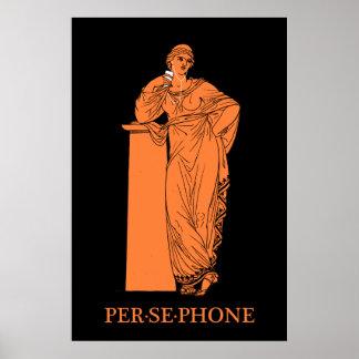 Persephone Póster