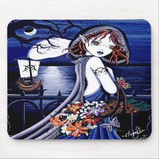 Persephone River Styx Fairy Mousepad