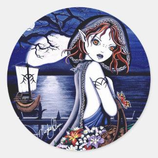 Persephone River Styx Fairy Stickers