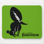 Persephone Silhouette Mouse Pad