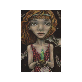 Persephone - the Queen of the Underworld Canvas Prints