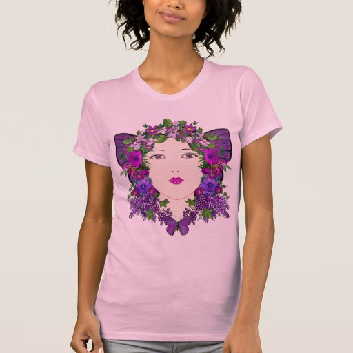 Persephone Two Sided Shirt