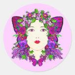 Persephone Vivid Sticker