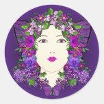 Persephone Vixen Sticker