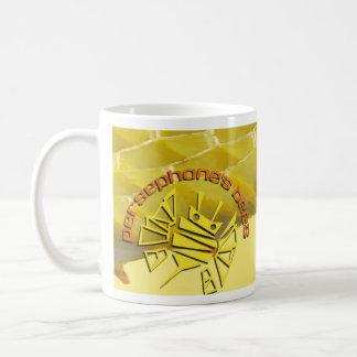 persephones bees coffee mug