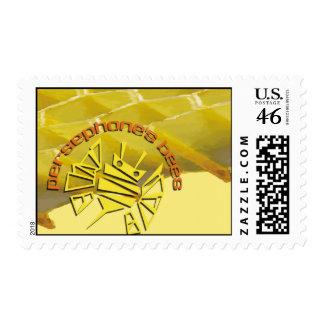 persephones bees stamp