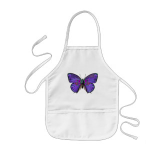 Persephone's Butterfly Kids' Apron