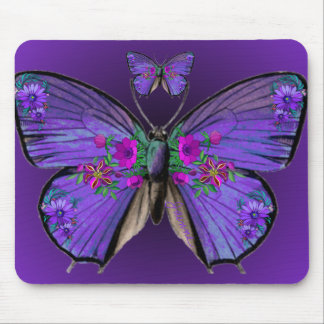 Persephone's Butterfly Mousepad