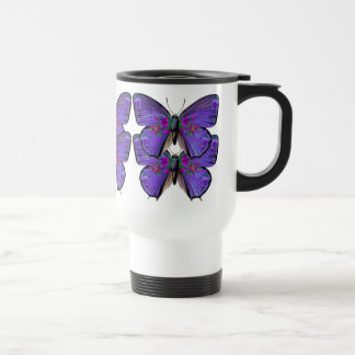 Persephone's Butterfly Natural Mug