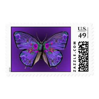 Persephone's Butterfly Postage