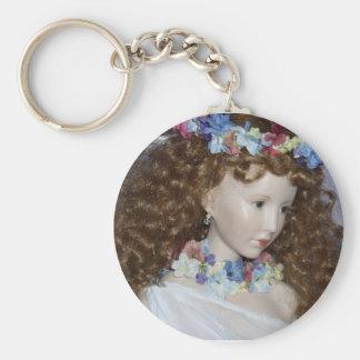 Persephone's Return Keychain