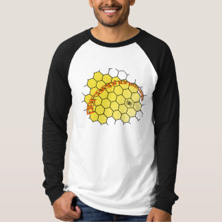 persephonesbees-yellow-comb T-Shirt