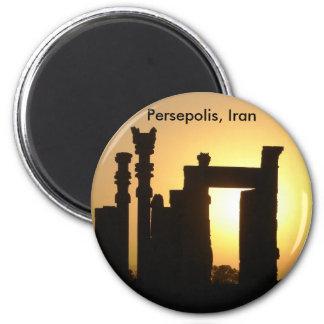 Persepolis, Iran 2 Inch Round Magnet