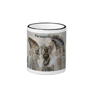 Persepolis, Iran Ringer Mug