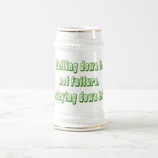 Perserverance Beer Stein