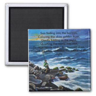 Perserverance: Inspirational Writings and Art Magnet