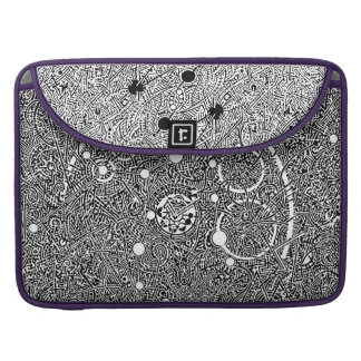 Perseus Amongst the Spheres (Dual Hemispheres) MacBook Pro Sleeve