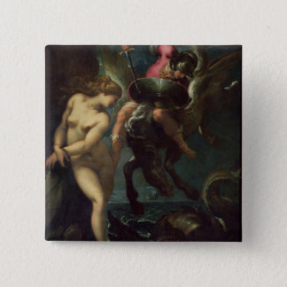 Perseus and Andromeda, c.1610 (oil on canvas) Button