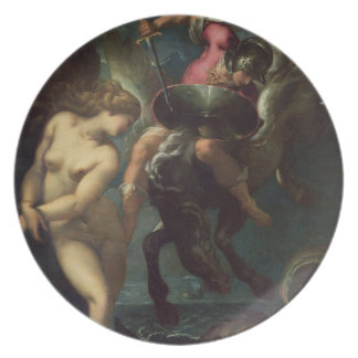 Perseus and Andromeda, c.1610 (oil on canvas) Plate